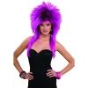 80's Purple Pizazz Wig
